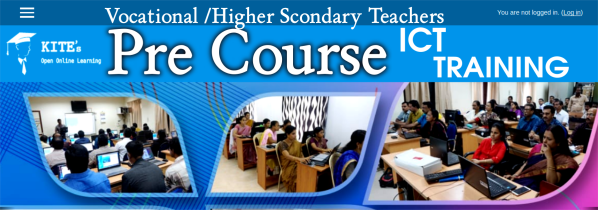 Pre Course of HSST Training 2019